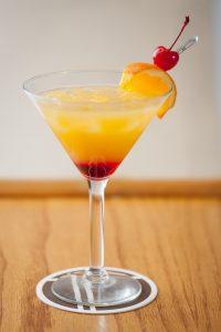 Master Peach Martini